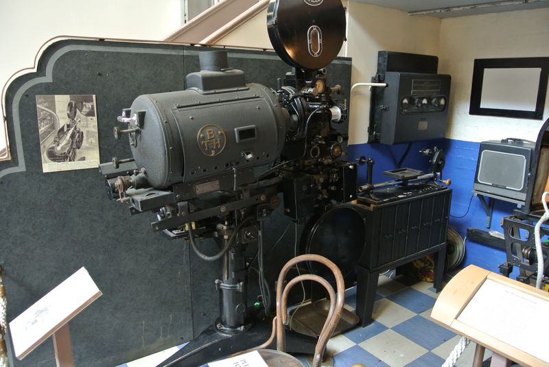 Old film Projectors