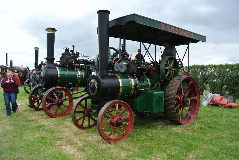 Carrington steam festival